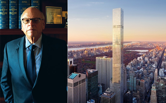 Howard Lorber and 432 Park