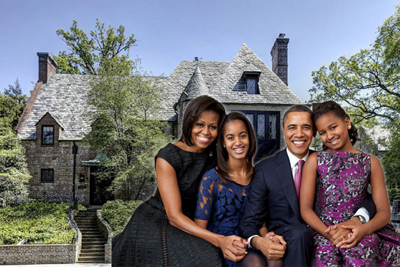 The First Family and 2446 Belmont Road