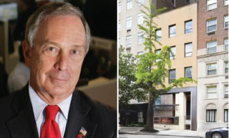 Michael Bloomberg and 27 East 79th Street on the Upper East Side