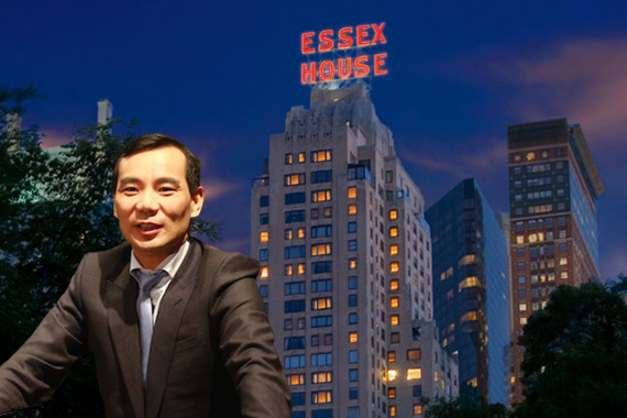 Anbang's Wu Xiaohui and Essex House