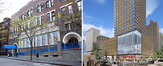 The Children's Museum of Manhattan 212 W 83rd Street and Essex Crossing