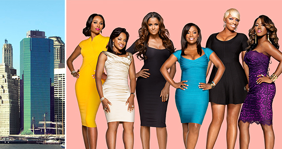 180 Maiden Lane and the Real Housewives of Atlanta