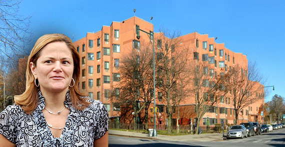 Melissa Mark-Viverito and the Lambert Houses in West Farms