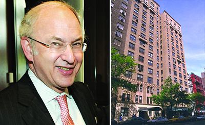 David Bistricer and 21 West 86th Street