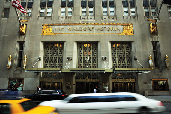 After selling the Waldorf Astoria Hotel, Hilton Worldwide said it would use the proceeds to buy five new hotels as part of a 1031 exchange.