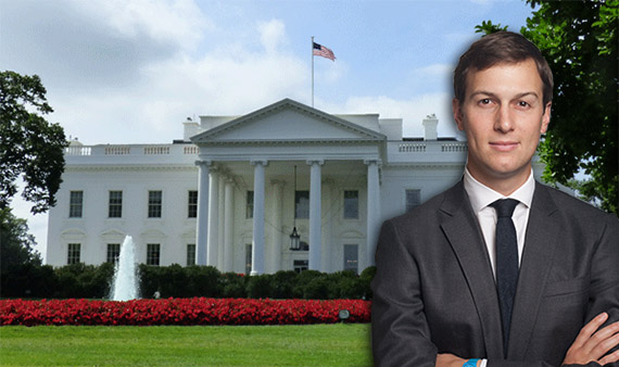 The White House and Jared Kushner