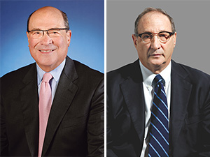 Charles and Bruce Ratner