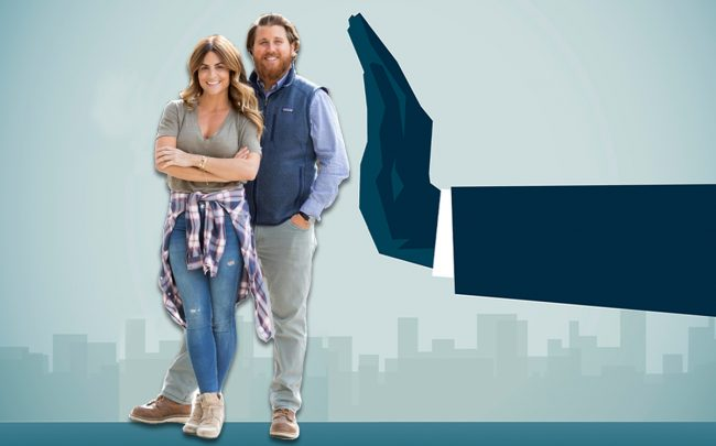 Windy City Rehab's Donovan Eckhardt and Alison Victoria (Credit: HGTV, iStock)