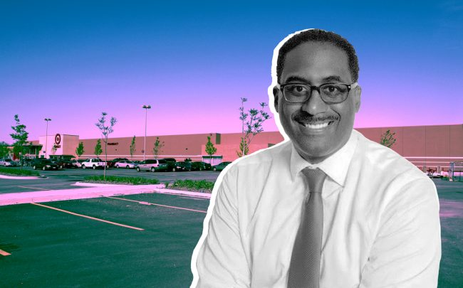 DL3 Managing Partner Leon Walker and 11840 South Marshfield Avenue (Credit: DL3 Realty and LoopNet)