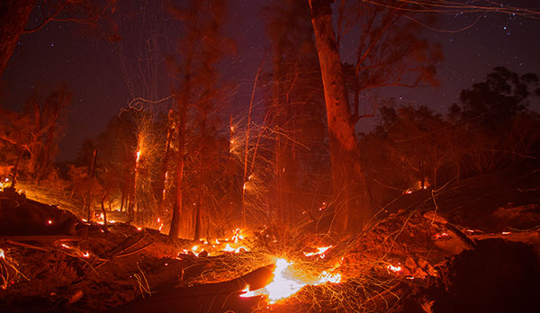 Wildfire-relief funds part of proposed $81B disaster-aid package