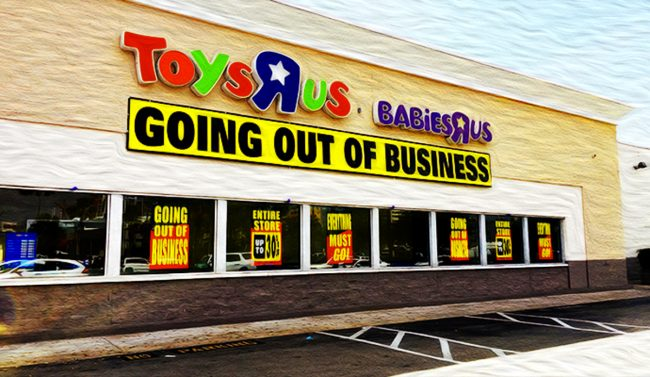 an analysis of the issues of toys r us a toy company What went wrong at the out-of-town toy emporium chain.