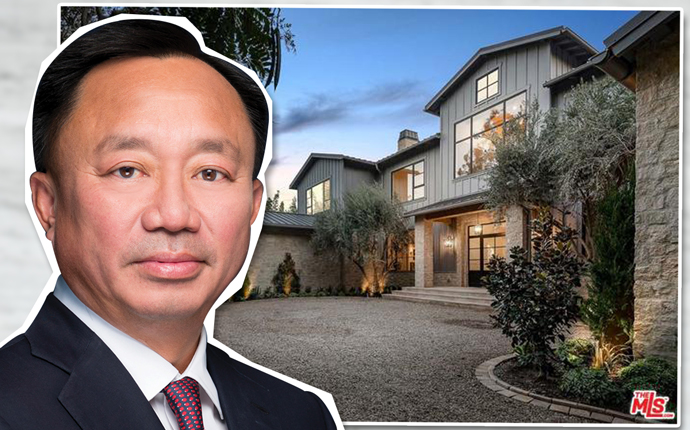 Viet D. Dinh and 1707 Westridge Road (Credit: Fox and Compass)