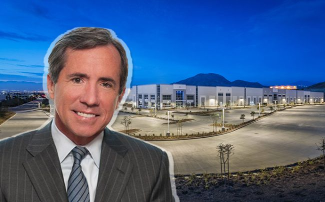 ASB CEO Robert Bellinger and Columbia Business Park