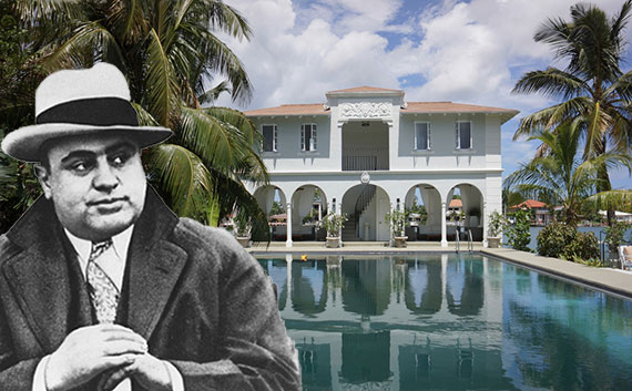 Al Capone Miami Mansion