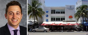 Steve Kassin of Infinity Group and the Johnny Rockets building
