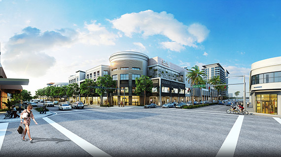 Shops At Sunset Place South Miami Development