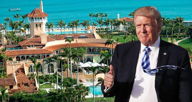 Miami police shoot, wound man who opened fire at Trump golf resort