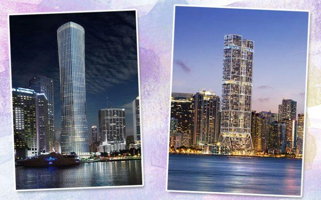 Some of the tallest proposed projects