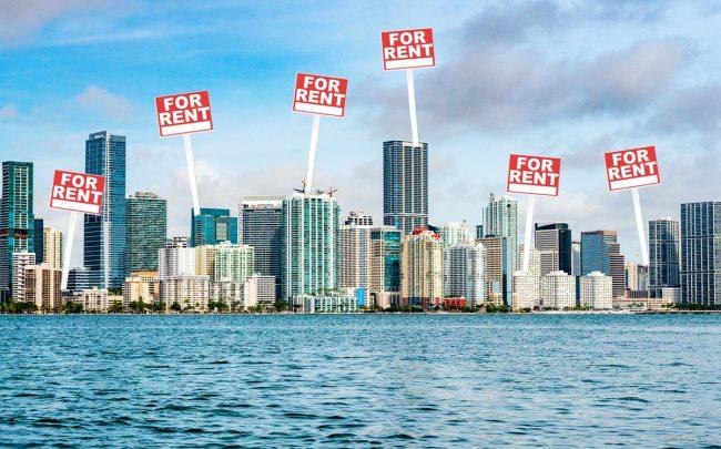 Apartment rent growth is slowing in downtown Miami