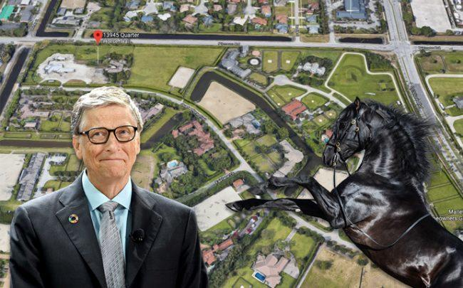 Bill Gates and his Wellington properties