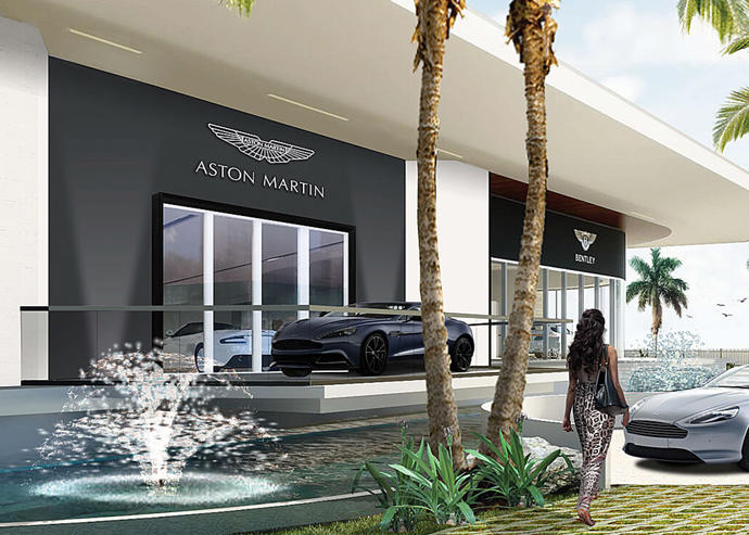 Fort Lauderdale Dealership Allegedly Built Without Consent