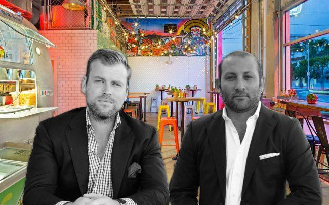 Jared Galbut and Keith Menin are majority owners of Bodega Taqueria y Tequila