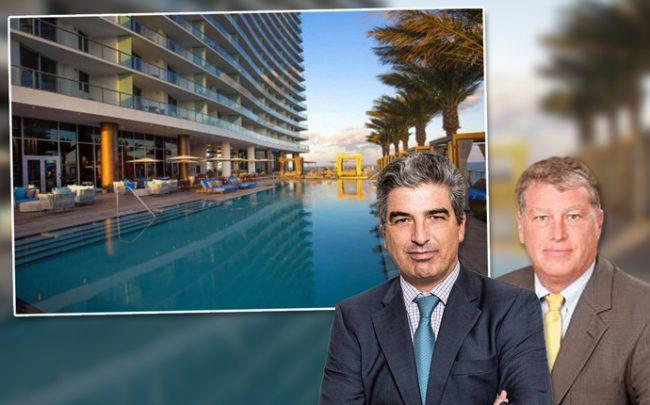 Hyde Beach House Resort & Residences, Carlos Rosso and Drew Sims