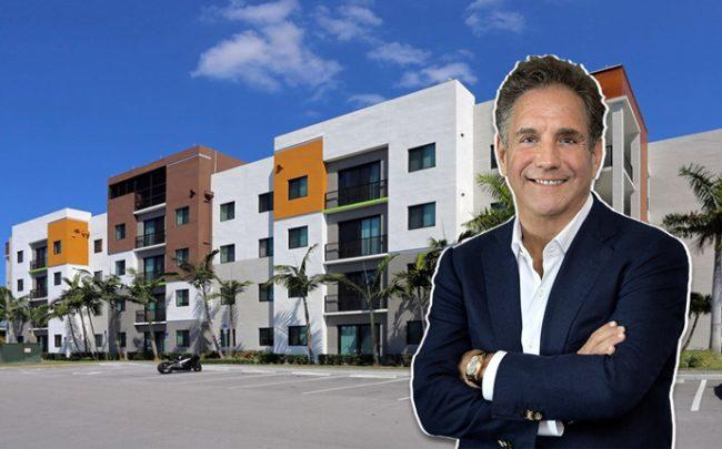 University Park and Square Mile Capital CEO Craig Solomon (Credit: Zillow)