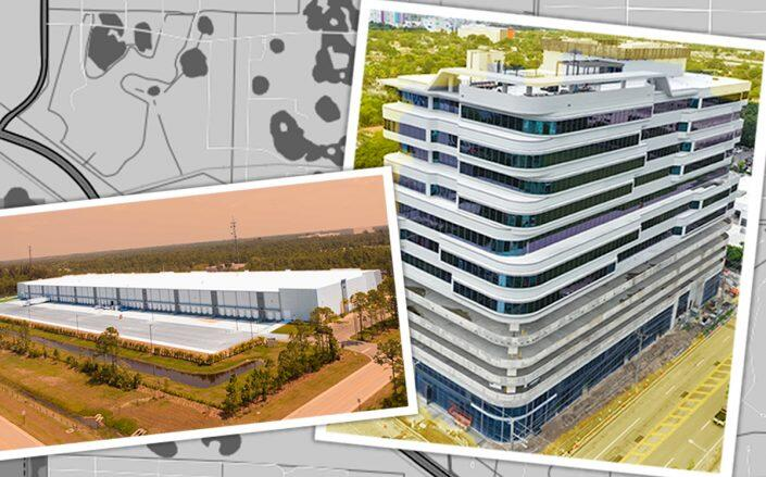 Lease roundup: Apparel company inks 142K sf lease in Miami Gardens & more