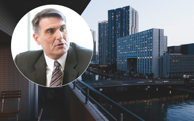 Fortress Investment Group's Thomas Pulley and apartments in Japan (Credit: iStock and Investment in Japan)