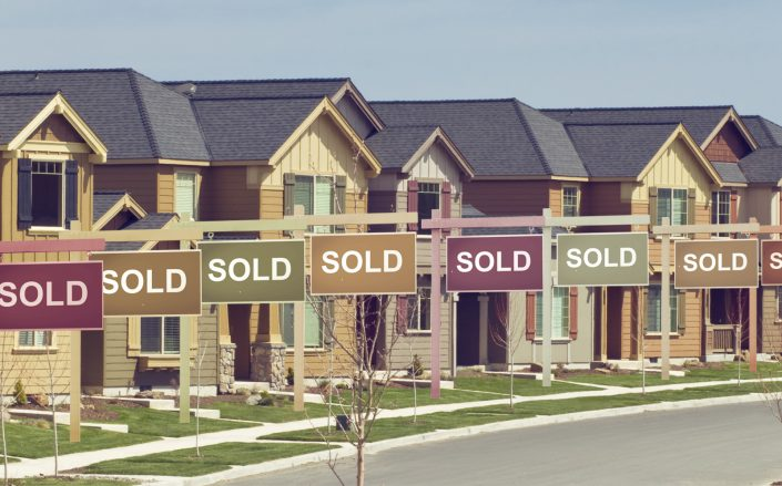 After years of lagging sales, Westchester County has seen the highest number of completed home sales since 1996. (Getty)
