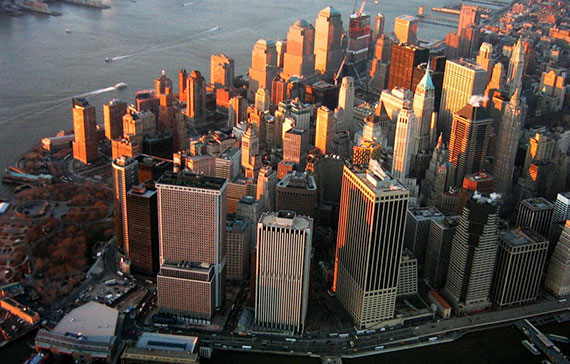 Manhattan's Financial District