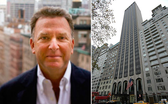 From left: Steve Witkoff and 36 Park Avenue South