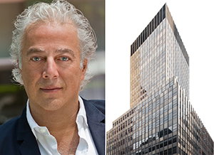 Aby Rosen and 757 Third Avenue