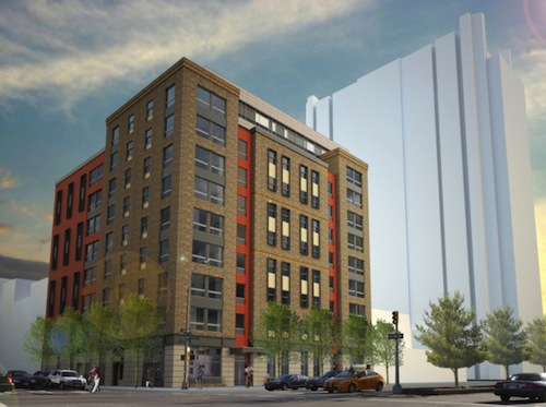 Rendering of 2139 Seventh Avenue
