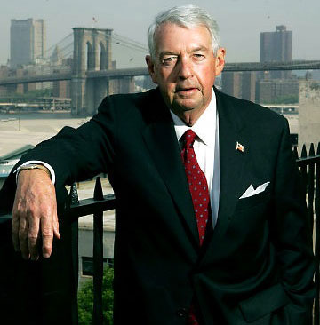 Former Kings County District Attorney Charles Hynes