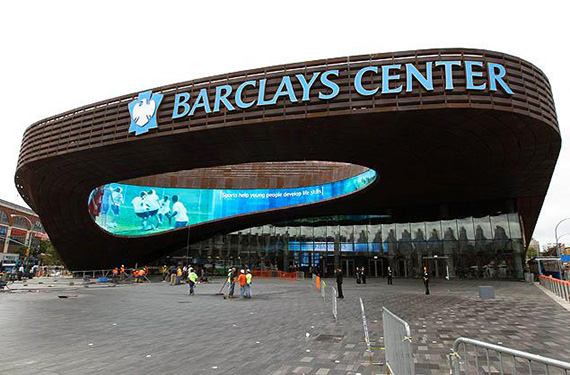 The Barclays Center