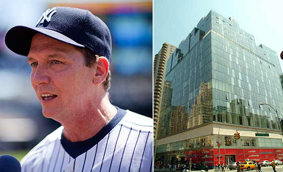 From left: David Cone and the Lucida at 85th Street