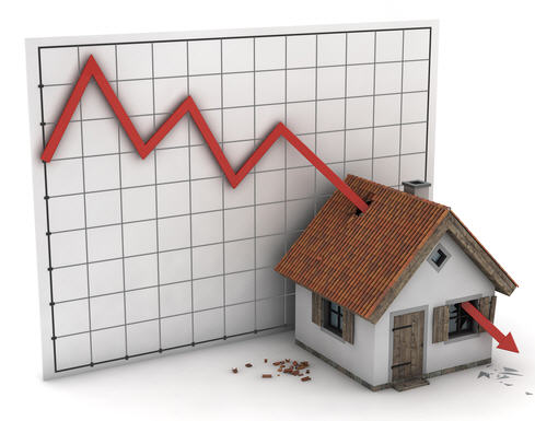 Home prices in May rose at their slowest pace since February of last year