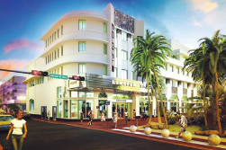 One of the Lincoln Road buildings