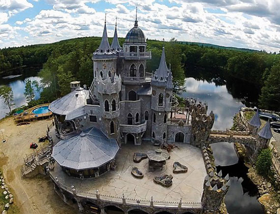 This castle in Connecticut is for sale for $45 million