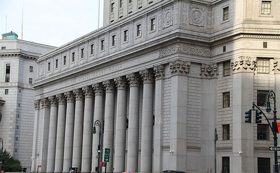 U.S. Court of Appeals for the Second Circuit in Manhattan