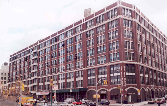 The Center Building in Long Island City, Queens