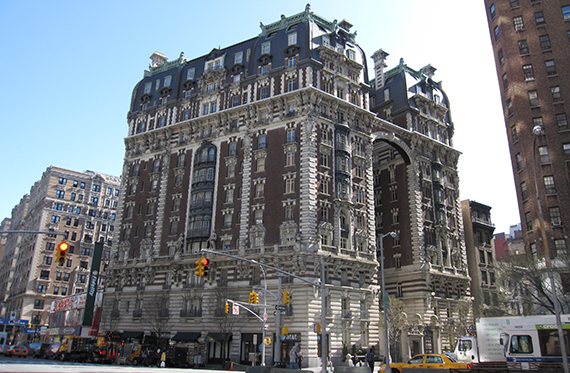 The Dorilton at 171 West 71st Street on the Upper West Side