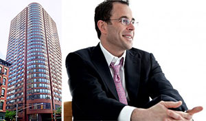 From left: Carnegie Park Apartments and Jeff Blau