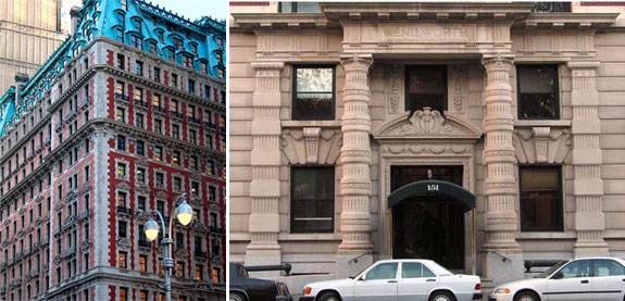 The Kenilworth 151 Central Park West
