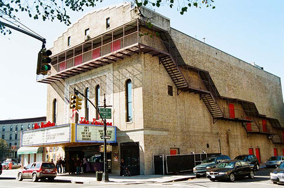 The Pavilion Theater at 188 Prospect Park West