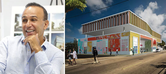 A land-swap deal with the county allowed Mana to plan a Puerto Rican community center in Wynwood.