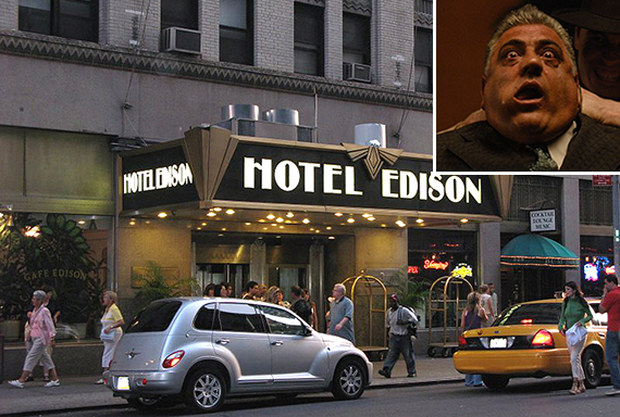 The Hotel Edison at