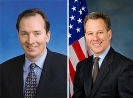 James Gorman Eric Schneiderman